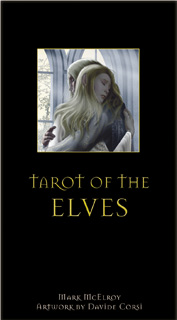 Tarot of the elves, set kaarten met boek