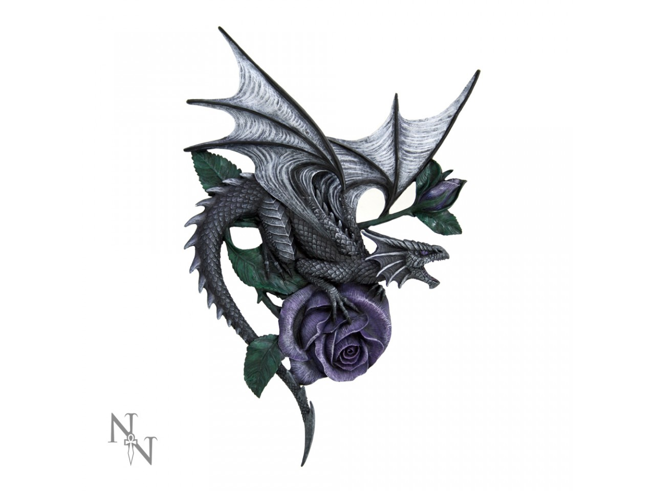 Dragon beauty wallhanger, by Nemesis Now