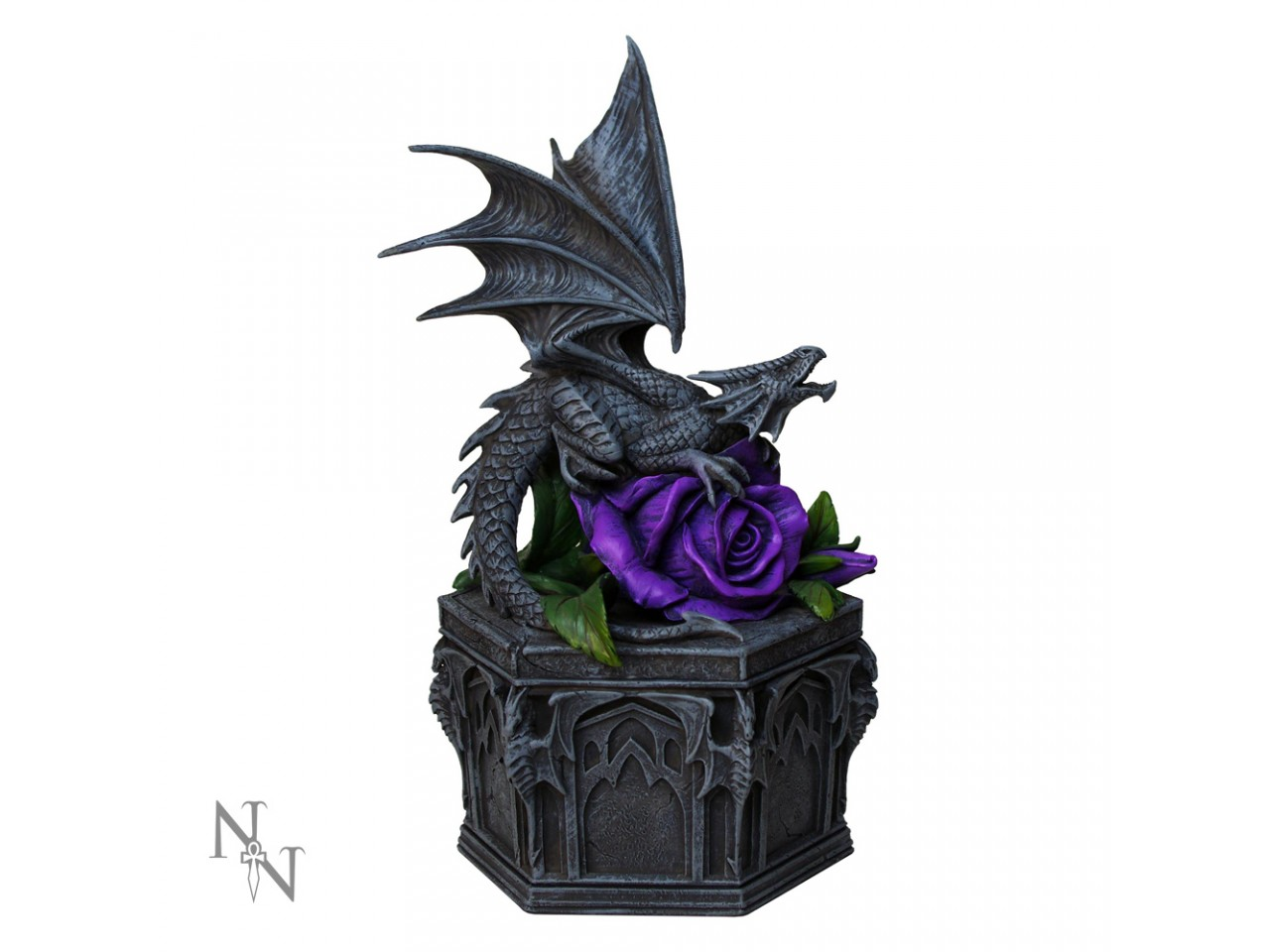 Dragon beauty box, by Nemesis Now