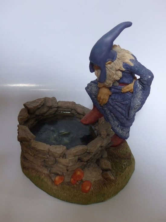 Well of sorrows, Collectible World Studios